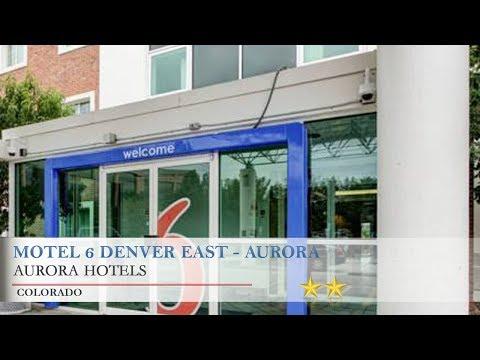 Motel 6 Denver East - Aurora - Aurora Hotels, Colorado