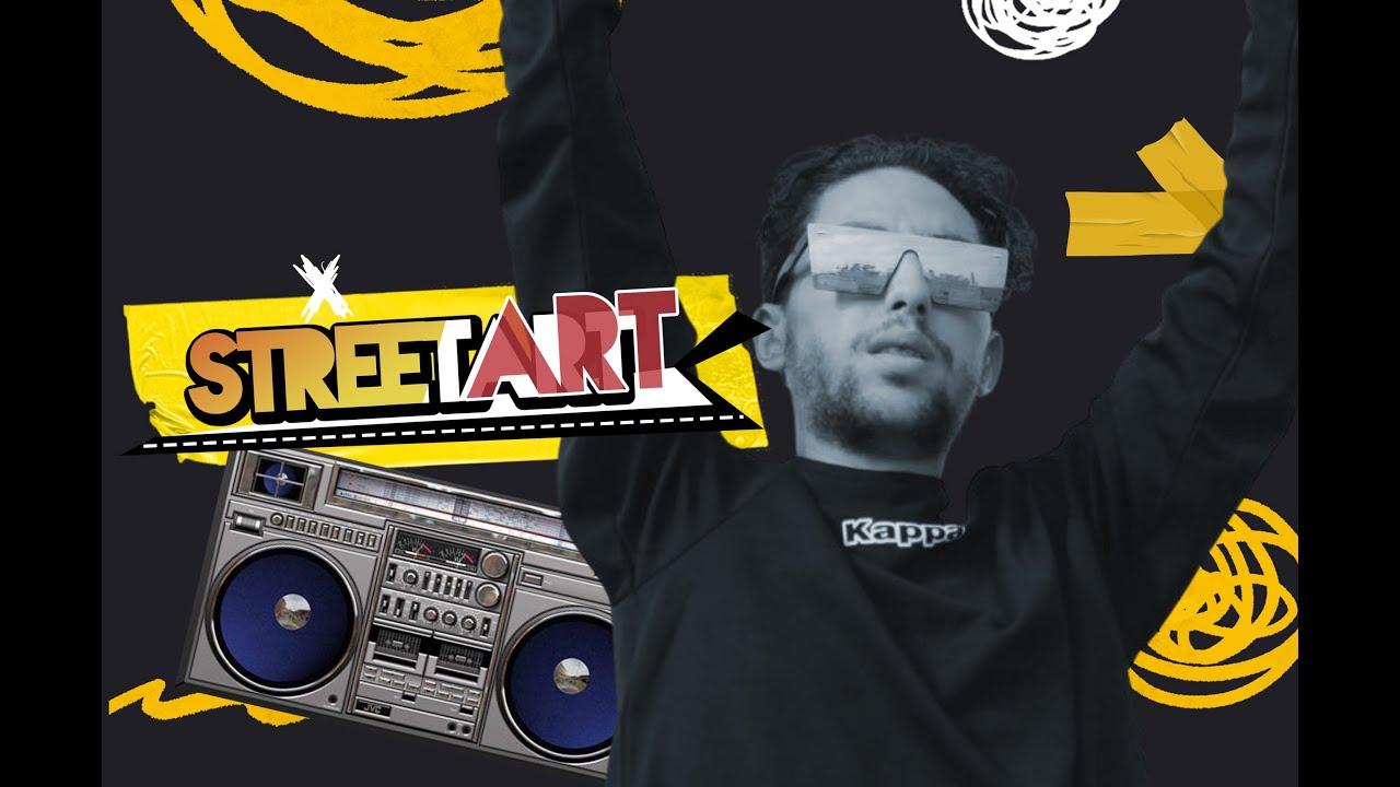 "Streetart / البنج غي حمق ٫ والبيغ تيق راسو  / Interview ""7LIWA"""