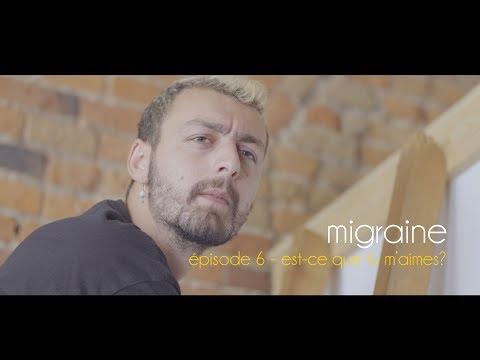 migraine, diplopie