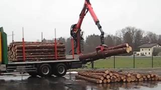 видео продажа гидроманипуляторов для леса