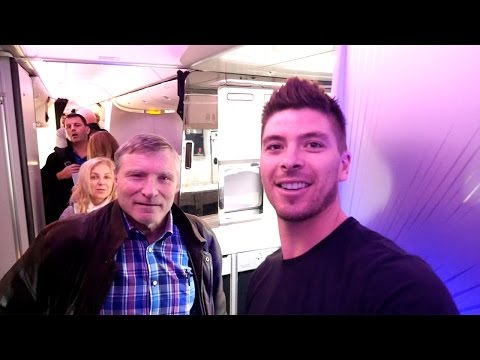 Air New Zealand - Business Class LAX to Auckland