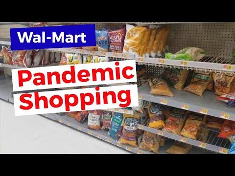 pandemic-shopping-trip-at-walmart-3/14/2020