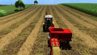 Farming Simulator 2013 - Prasowanie(, 2015-07-20T03:30:47.000Z)