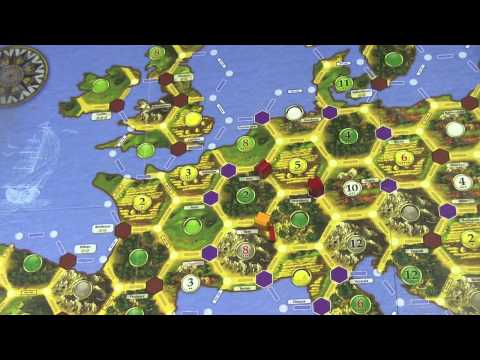 Catan Histories:  Merchants of Europe Review - with Tom Vase