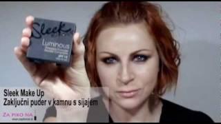 Rokerski makeup za poletne večere Thumbnail