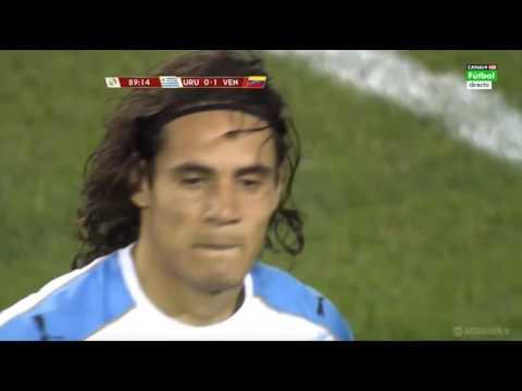 Cavani BIG MISS 0-1 - Uruguay vs Venezuela Copa America 2016 HD