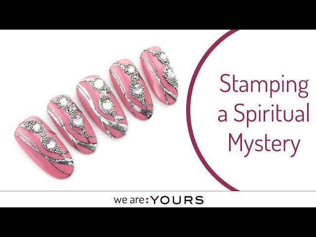 Stamping a Spiritual Mystery