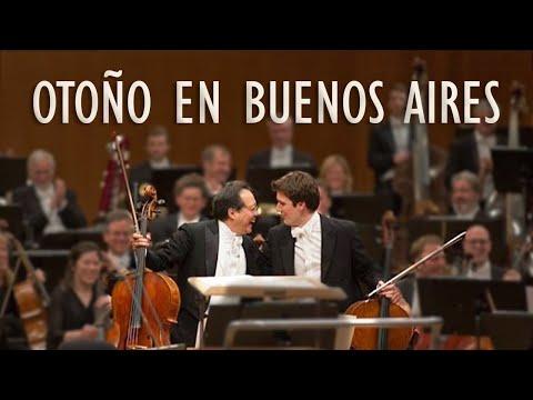 """""""Otoño en Buenos Aires"""" by José Elizondo, performed by Yo-Yo Ma & Maximilian Hornung"""
