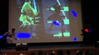 Tomodachi Enkai Yon - Concurso Cosplay - Obi Wan vs. Darth Maul - Star Wars
