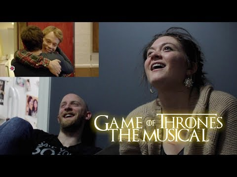 """Hogwarts Reacts: Game of Thrones """"The Musical"""""""