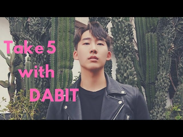 TAKE 5 with DABIT | Fans' Questions | KPOP High India