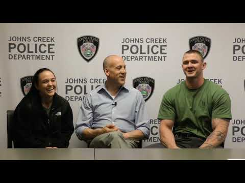 JCPD's Newest Officers