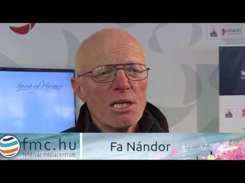 Interjú Fa Nándorral a Vendée Globe befutója után