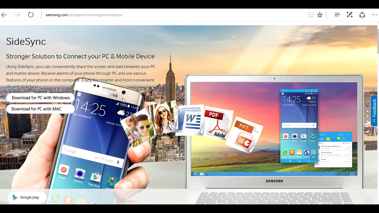 How to mirror your android device screen on your pc youtube for Mirror your android screen to a pc