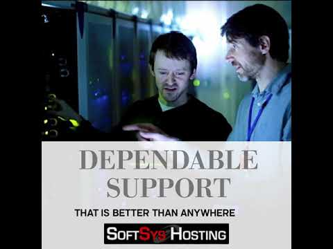 Dependable SoftSys Support - Available 24/7 - Managed Cloud Server Hosting