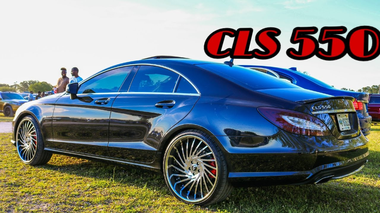 Mercedes Benz Rims >> Super Clean Merecedes Benz CLS 550 on Forgiato Wheels in HD (Must See) - YouTube