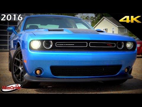 2016 Dodge Challenger R/T Scat Pack - Ultimate In-Depth look in 4K