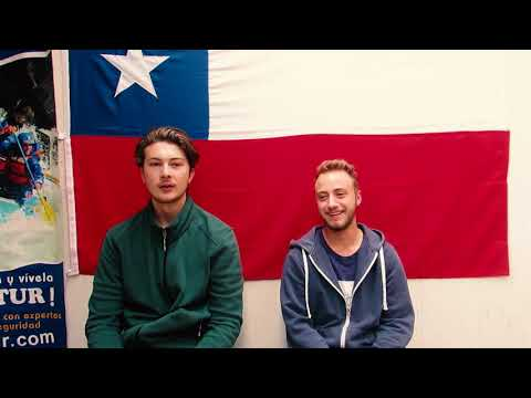 WORK & TRAVEL IN CHILE  |  CHILE INSIDE