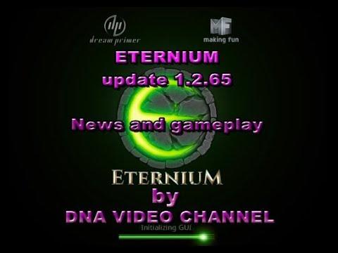 Aggiornamento Eternium in beta - Bilanciamento classi