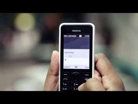 EE -- Nokia 301 -- How to set up picture message settings