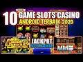 10 GAME SLOTS CASINO ANDROID TERBAIK 2021 | APLIKASI JACKPOT KASINO ONLINE & OFFLINE PENGHASIL UANG