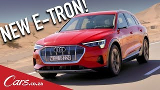First Drive! We Drive Audi's All-Electric SUV Coming to SA in 2019