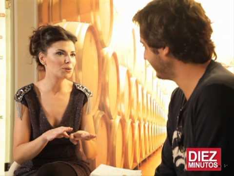 Pilar Punzano para 'Gente con Estilo' de Diez Minutos