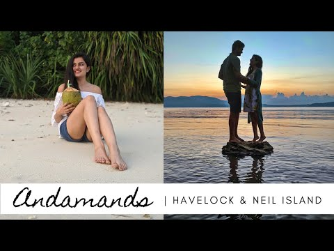 Andamans - Havelock & Neil Islands | 3 Day Itinerary - Vlog