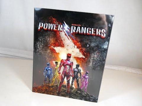 Power Rangers (2017 Movie) | Best Buy Exclusive Blu-Ray Unboxing