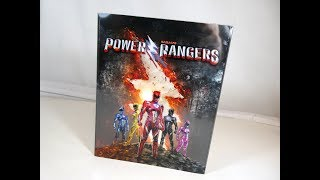 Power Rangers (2017 Movie) | Best Buy Exclusive Blu-Ray Unboxing