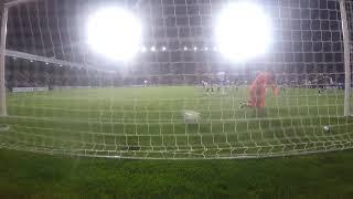 Goal Cam | Harvey Gilmour's winner v Macclesfield - GoPro