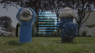 This could be the new fire hydrant - Detours S. 2 Ep. 5