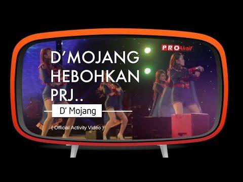 D'mojang Bikin Heboh Panggung PRJ (Behind The Scene)