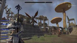"""Запись стрима по игре """"The Elder Scrolls Online"""" (""""Старейшие свитки Онлайн"""") #5"""