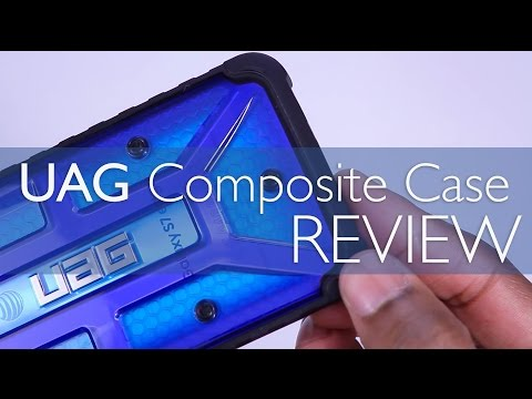 Samsung Galaxy S7 Edge - UAG Case Composite Review