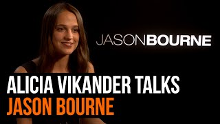 alicia vikander on being a jason bourne fan