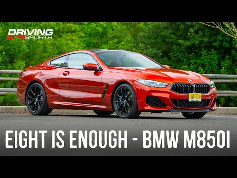 2019 BMW M850i Coupe Reviewed: Better than Lexus and AMG?