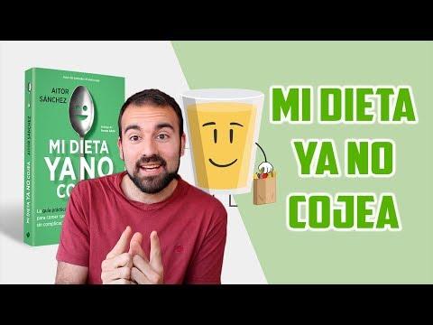 MI DIETA YA NO COJEA ¡Lanzamiento!    Libros Nutricion