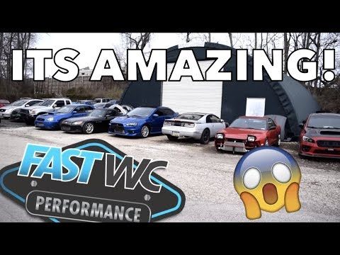 Taking my Infiniti G35 to the Most AMAZING Shop! - FAST WC