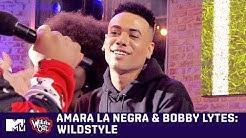 Amara La Negra & Bobby Lytes Shut Sh*t Down   Wild 'N Out   #Wildstyle