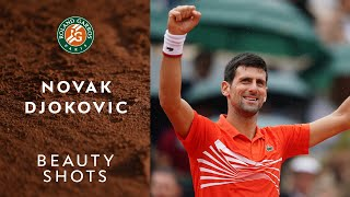 Beauty Shots #9 - Novak Djokovic | Roland-Garros 2019