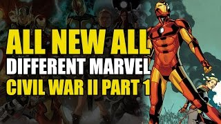 Spider-Man Kills Captain America? (ANAD Civil War 2 Part 1)