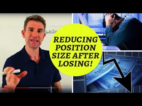 Overcoming Trading Losses: Reducing Position Size After Losing 💊🏥