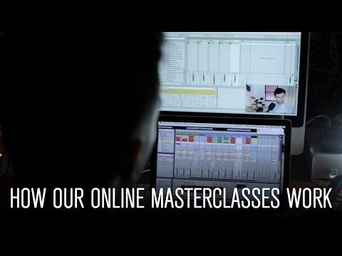 How an Online Masterclass Works