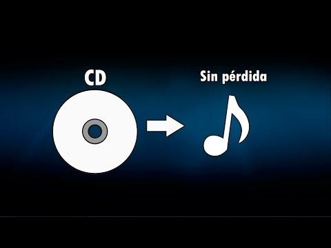 Tutorial: Extraer música / canciones de un CD sin pérdida de calidad o en MP3