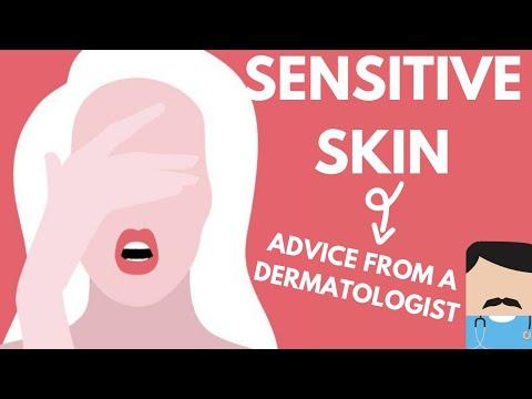 sensitive-skin- -dermatologist-guide
