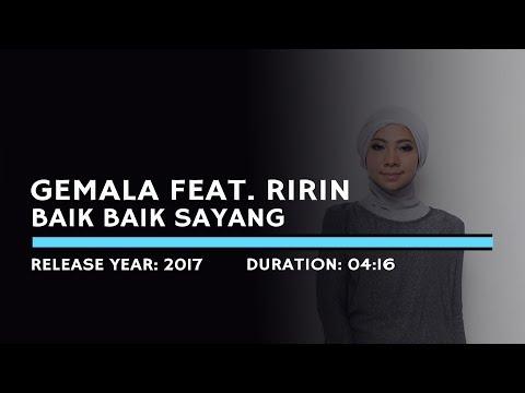 Gemala Feat. Ririn - Baik Baik Sayang (Lyric)