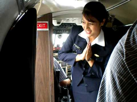 Pokhara to kathmandu on small plane