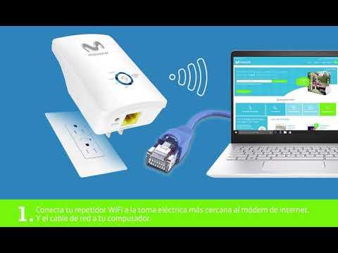 #NoDesMásVueltas configura tu repetidor WiFi fácil