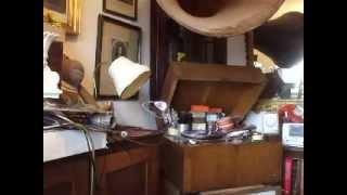 """""""Organ Grinder Swing"""" Billy Merrin & His Commanders 9"""" Crown 275"""